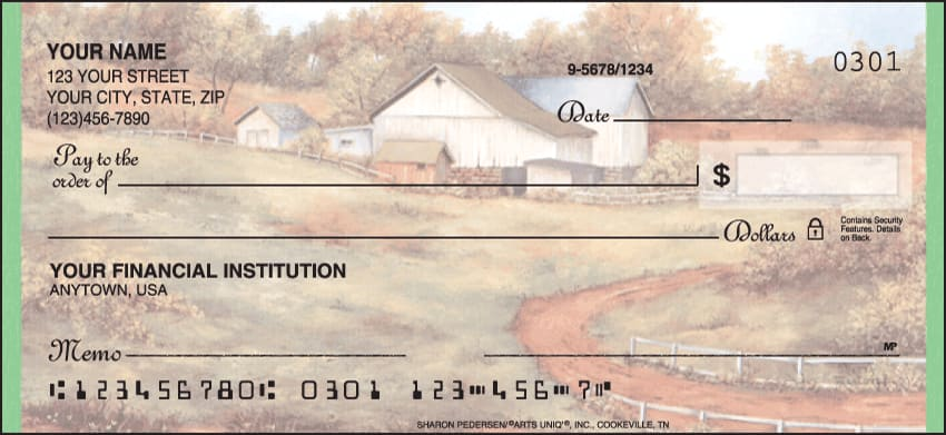 country seasons checks - click to preview