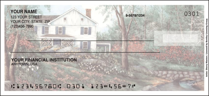 country seasons side tear checks - click to preview