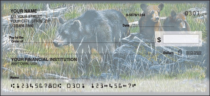 in the wild checks - click to preview