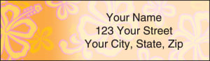 Aloha Address Labels – click to view product detail page
