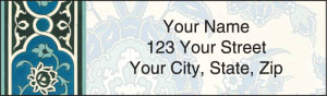 Arabesque Address Labels – click to view product detail page