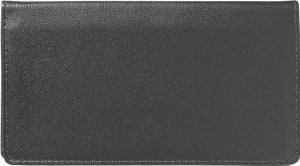 Black Side Tear Checkbook Cover – click to view product detail page