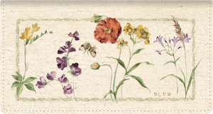 Cheri Blum's Splendor Checkbook Cover – click to view product detail page