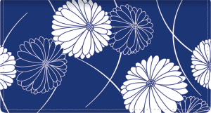 Kimono Checkbook Cover – click to view product detail page
