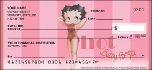 Betty Boop Vintage Checks – click to view product detail page