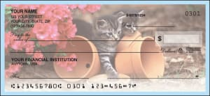 Cute Kittens Checks – click to view product detail page