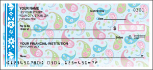 Pretty Posies Checks – click to view product detail page