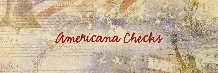 Americana Checks