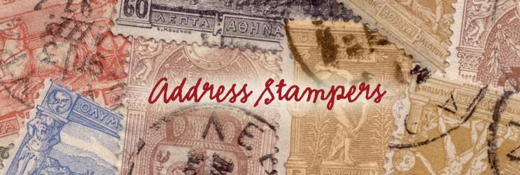 Address Stampers