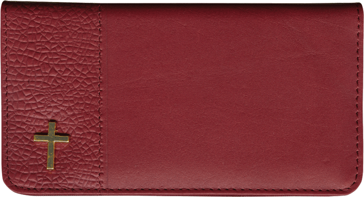 Blessings Side Tear Checkbook Cover - click to view larger image