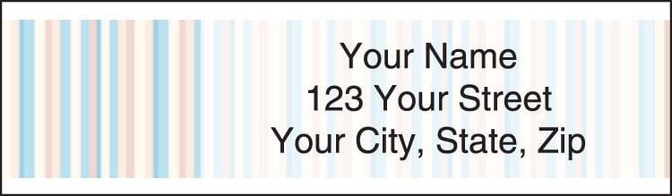 Coastline Address Labels