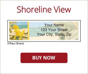 Shoreline View Address Labels