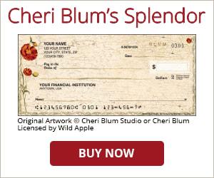 Cheri Blum's Splendor Checks