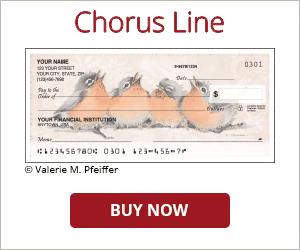 Chorus Line Side Tear Checks