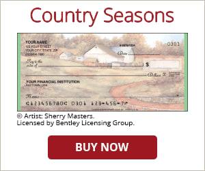 Country Seasons Checks